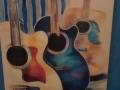 """""""Arte de tocar um instrumento - violão""""."""