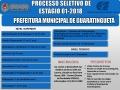 PROCESSO SELETIVO PREFEITURA DE GUARATINGUETÁ -2018 (2)-1