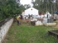 Limpeza cemitério Paiol 2