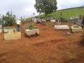 Limpeza cemitério Paiolinho