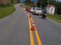 Sinalização Estrada Pedrinhas
