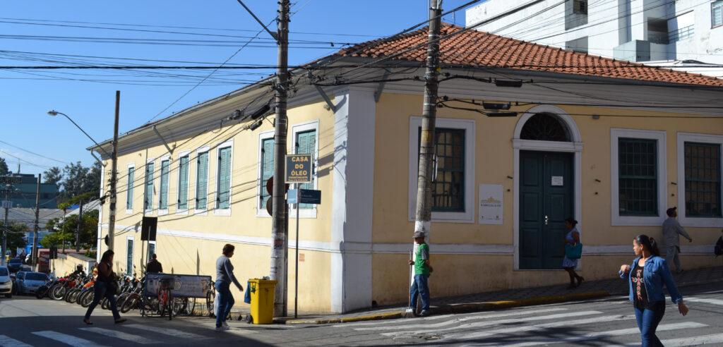 LEGENDA - Museu Conselheiro Rodrigues Alves de Guaratinguetá