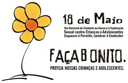 c012acb7e165 Guaratinguetá mobiliza a cidade para o Dia Nacional de Combate ao Abuso e à Exploração  Sexual contra crianças e adolescentes