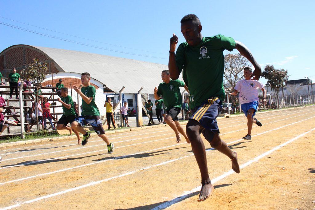 Atletismo: 100m rasos