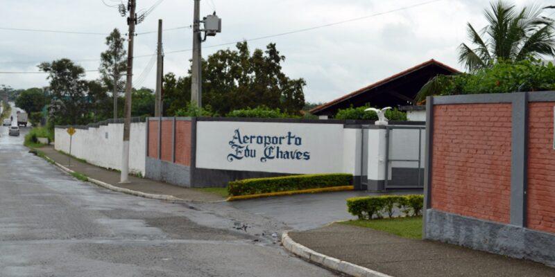 Gestão do Aeroporto de Guaratinguetá é transferida ao Estado
