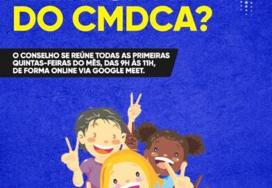 Você sabe o que é o CMDCA?