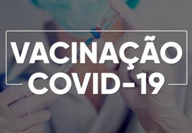 Guaratinguetá continua imunização da COVID-19 nesta quinta-feira (28/10)