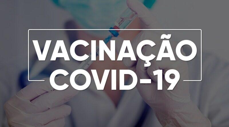 Guaratinguetá continua a vacinação contra COVID-19 para pessoas com 22 anos nesta sexta-feira (30)