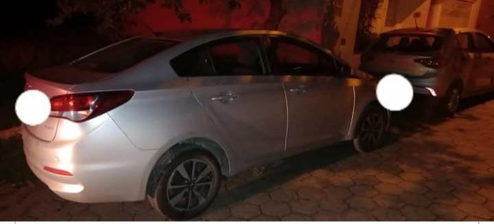 Com o auxílio do COI, Polícia recupera veículo roubado em Guaratinguetá