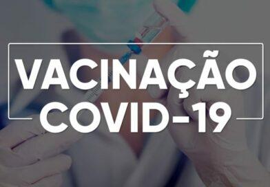 Atenção: Confira as informações sobre a vacinação da covid-19 em Guaratinguetá