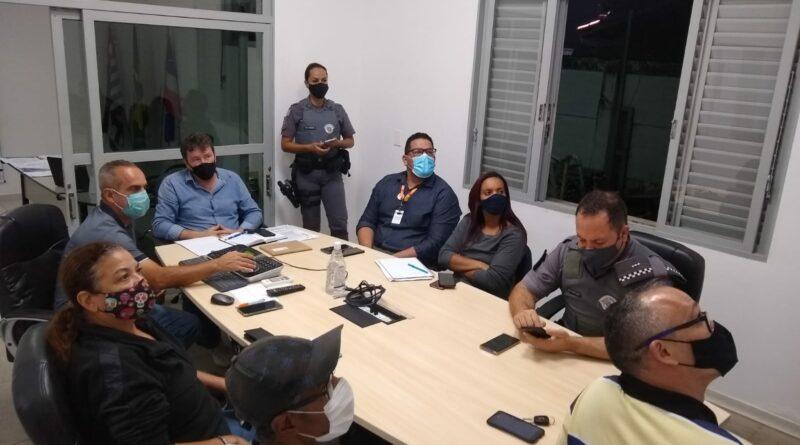 Reunião Conseg